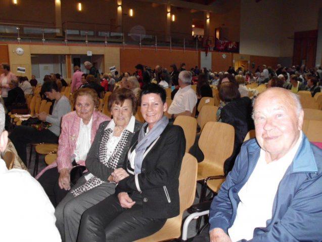 Konzertbesuch bei den Wiener Sängerknaben in der HLUW Yspertal am 15.04.2016