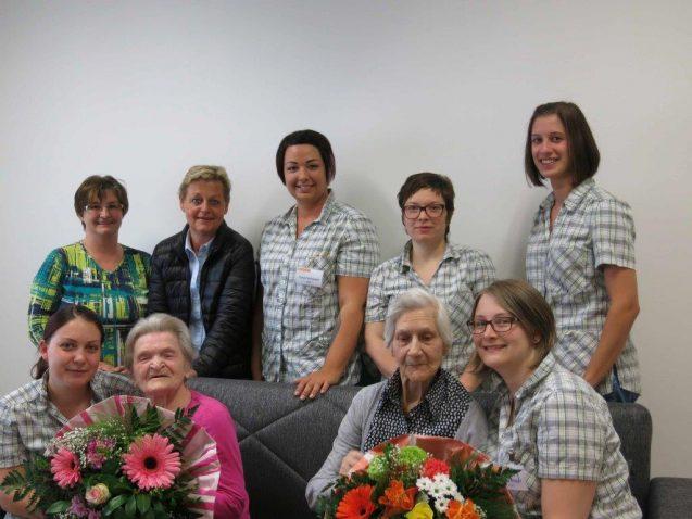 Geburtstage im Pflegezentrum Yspertal