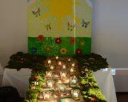 Gedenkfeier im Pflegezentrum Yspertal