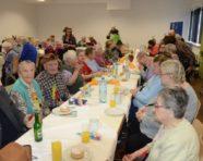 Faschingsfest im Pflegezentrum Yspertal