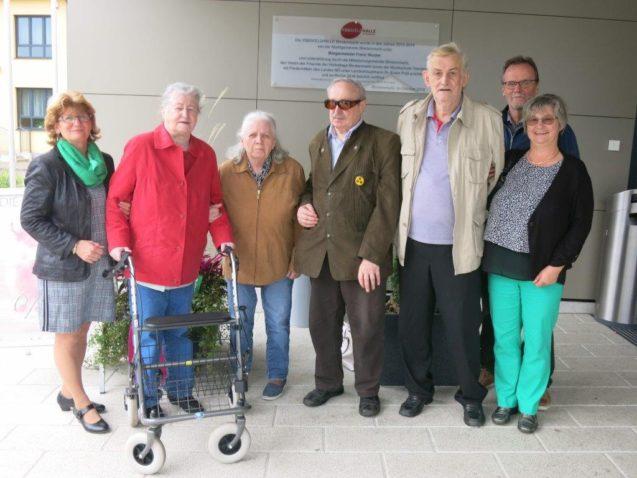 Besuch der Blindenmarkter Herbsttage