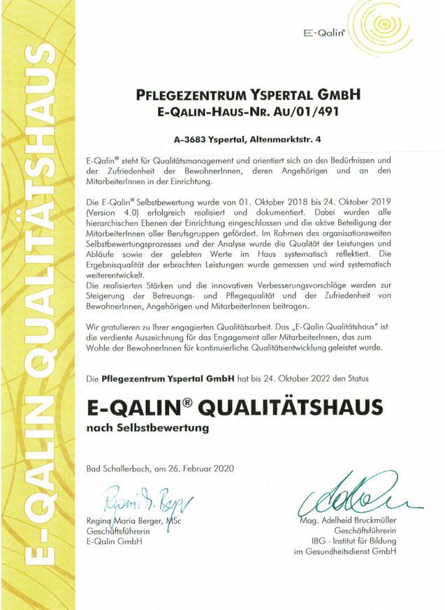 E-Qalin®